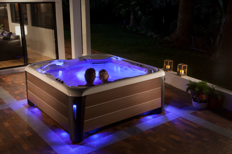 Five Hot Tub Placement Considerations