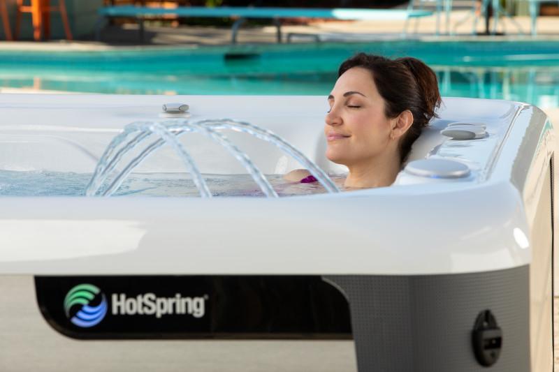 Hot Tub Healthy