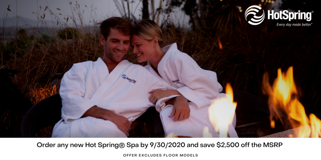 Hot Springs Luxury Bath and Spa Fall Special Petoskey