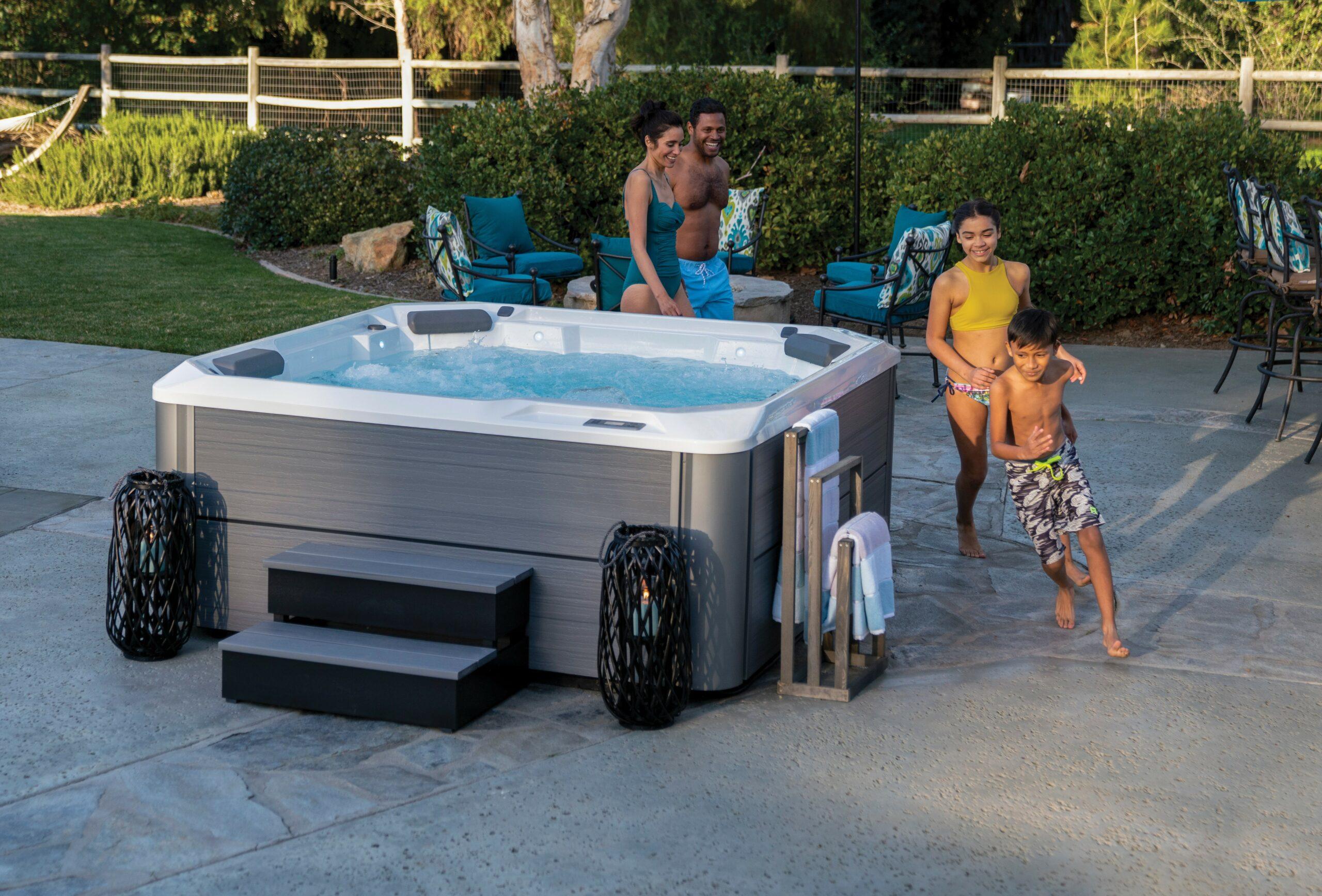 High Demand Hot Tubs